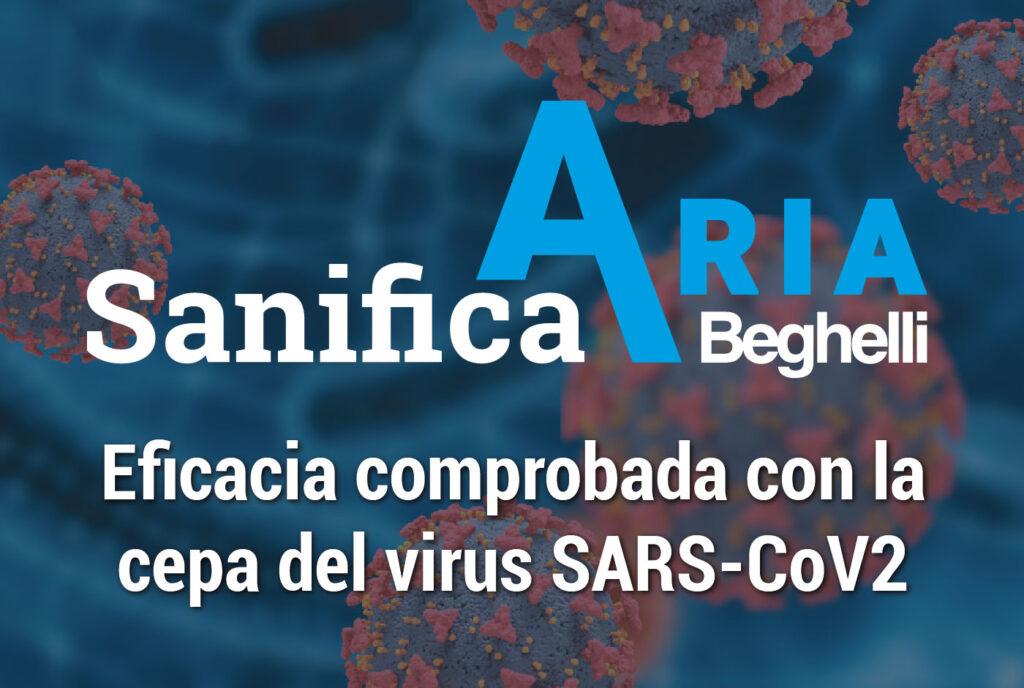Nuevas pruebas con la cepa del virus SARS-CoV2